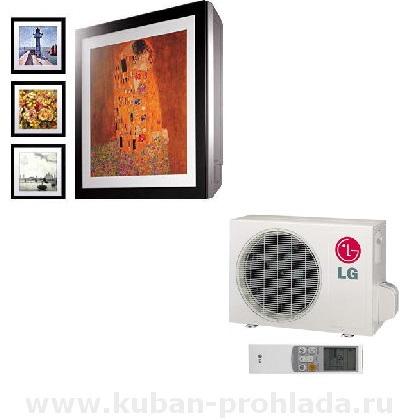 Сплит-системы и кондиционеры LG ArtCool Inverter