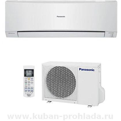 Сплит-системы и кондиционеры Panasonic Standart Inverter