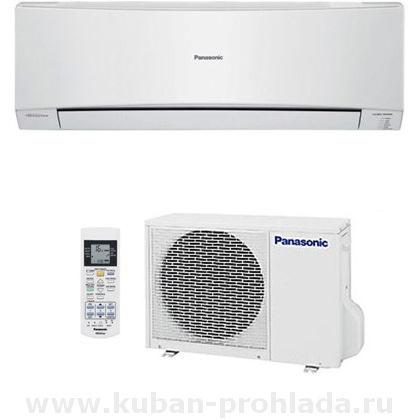 Сплит-системы и кондиционеры Panasonic Standart