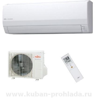 Сплит-системы и кондиционеры Fujitsu Standart Inverter