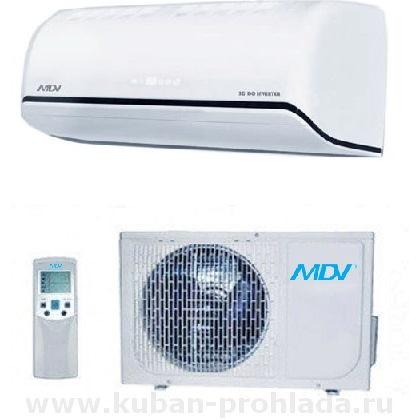 Сплит-системы и кондиционеры MDV Alps Super-Inverter