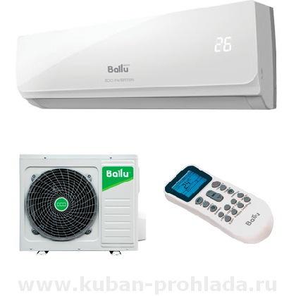 Сплит-системы и кондиционеры Ballu ECO inverter