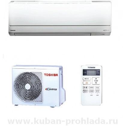 Сплит-системы и кондиционеры Toshiba EKV Inverter
