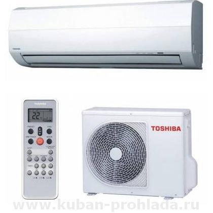 Сплит-системы и кондиционеры Toshiba SKHP