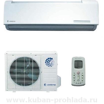 Сплит-системы и кондиционеры Venterra Vita Brava DC- Inverter