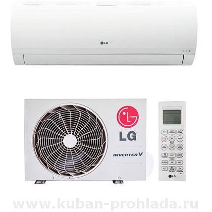 Сплит-системы и кондиционеры LG Blowkiss Inverter
