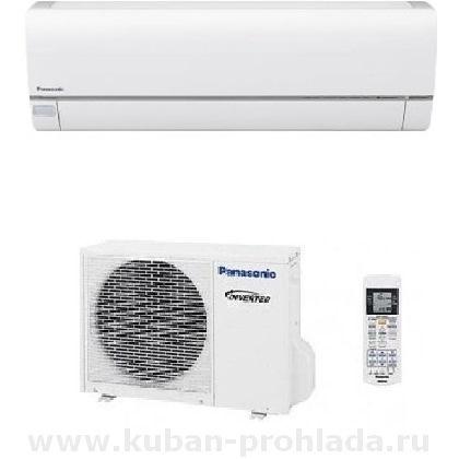 Сплит-системы и кондиционеры Panasonic Flagman New
